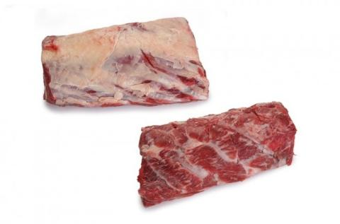 Frozen Beef Cube Rolls Boneless With or Without Cap A Grade Various Brands