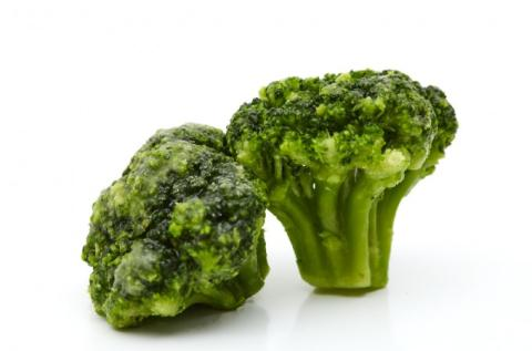 Frozen Broccoli 20-40mm or 40-60mm Diameter A Grade Kipco-Damaco Brand