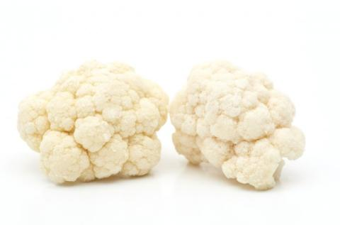 Frozen Cauliflower 15-30 or 30-60mm Diameter A Grade Damaco Brand