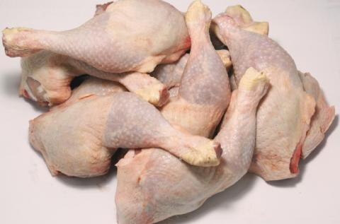 Frozen Chicken Leg Quarters A or B Grade With or Without Skin Various Brands