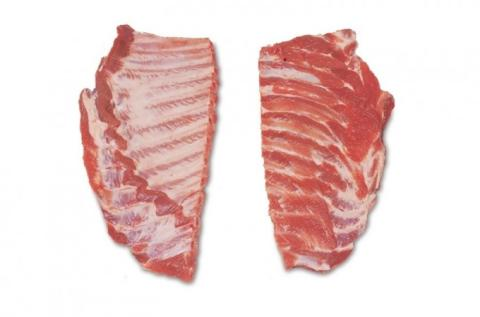 Frozen Pork Belly Ribs A Grade Various Brands